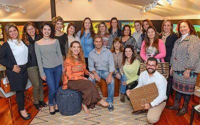 Lançamento Essência Criativa Brasileira