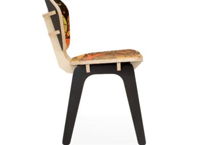 Cadeira Pétala - Cores e Mitos